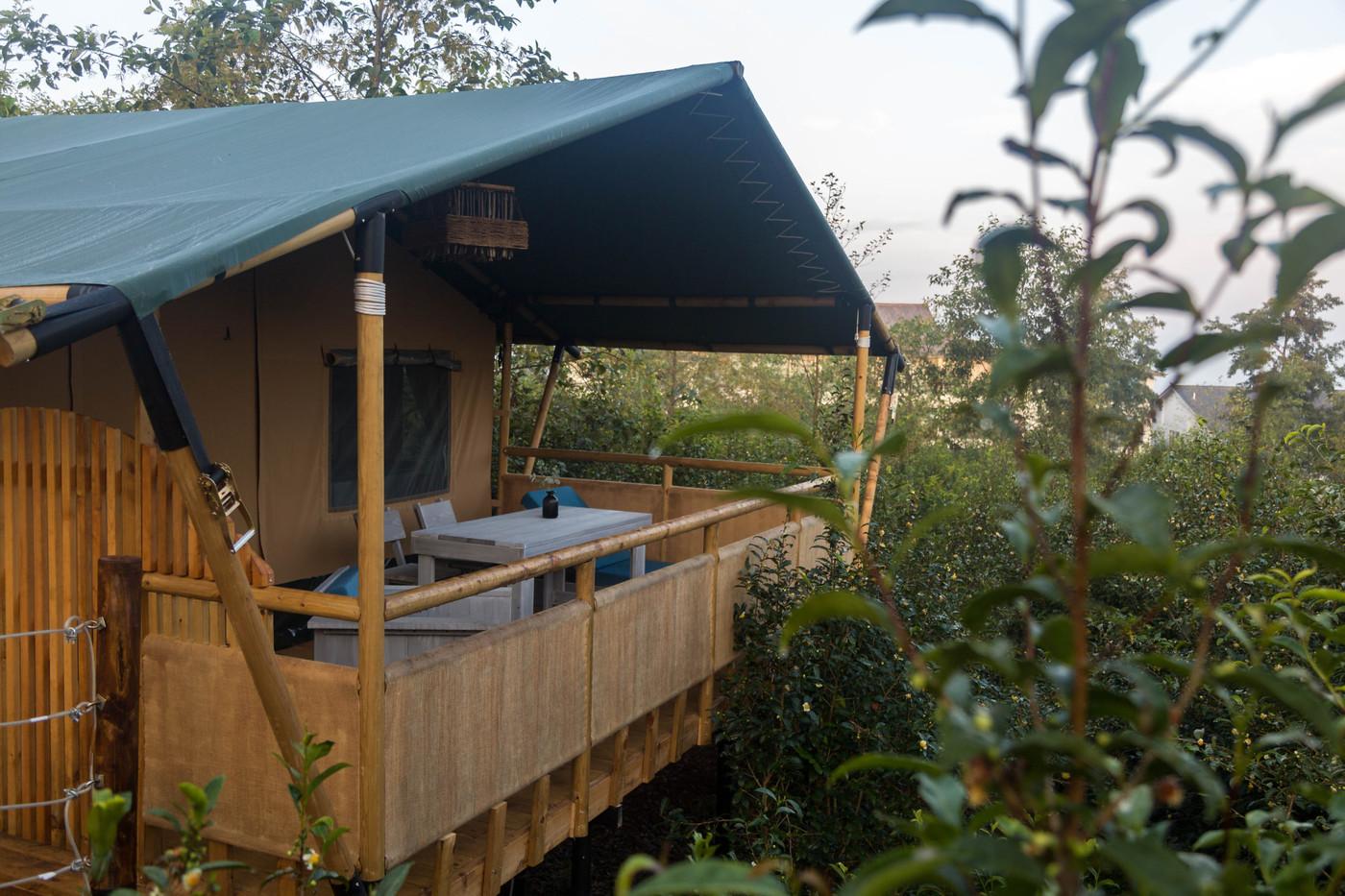 喜马拉雅野奢帐篷酒店—云南腾冲高黎贡山茶博园5