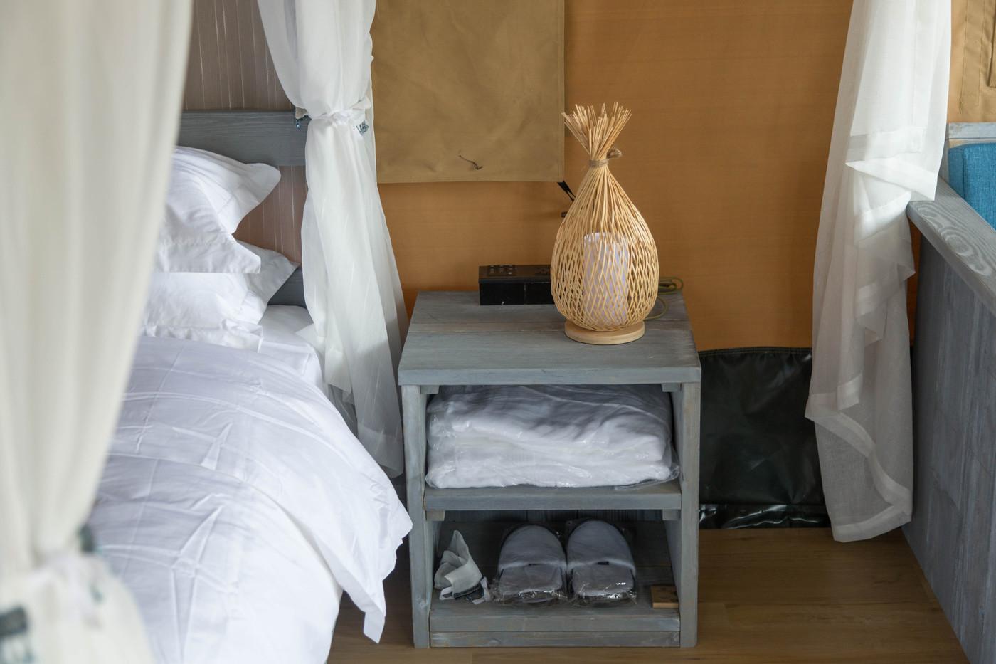 喜马拉雅野奢帐篷酒店—安徽砀山东篱蓬芦梨园帐篷酒店23