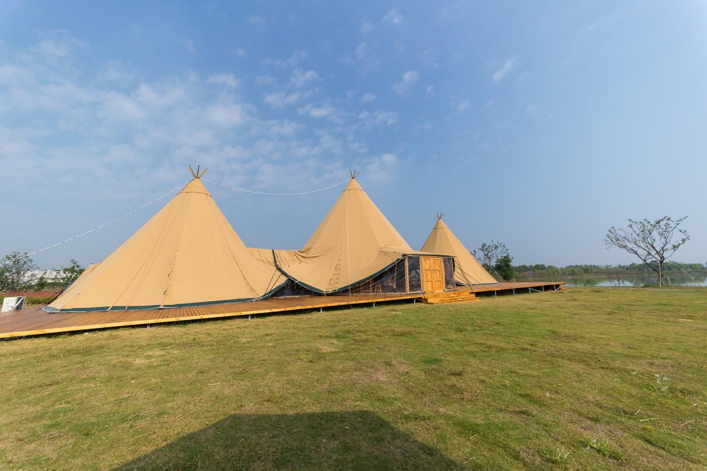 喜马拉雅印第安多功能大厅帐篷酒店9