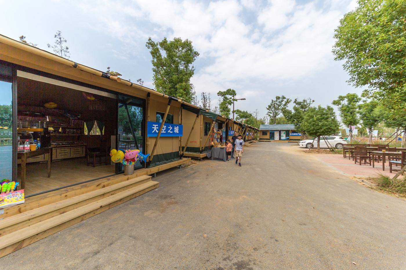 餐厅、办公室、商铺帐篷酒店14
