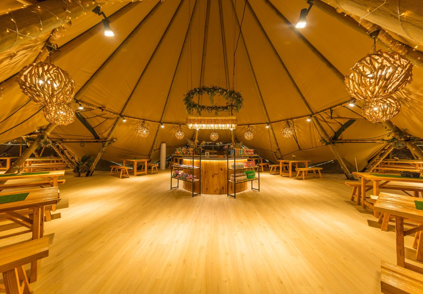 喜马拉雅印第安多功能大厅—淮安白马湖生态旅游度假区41