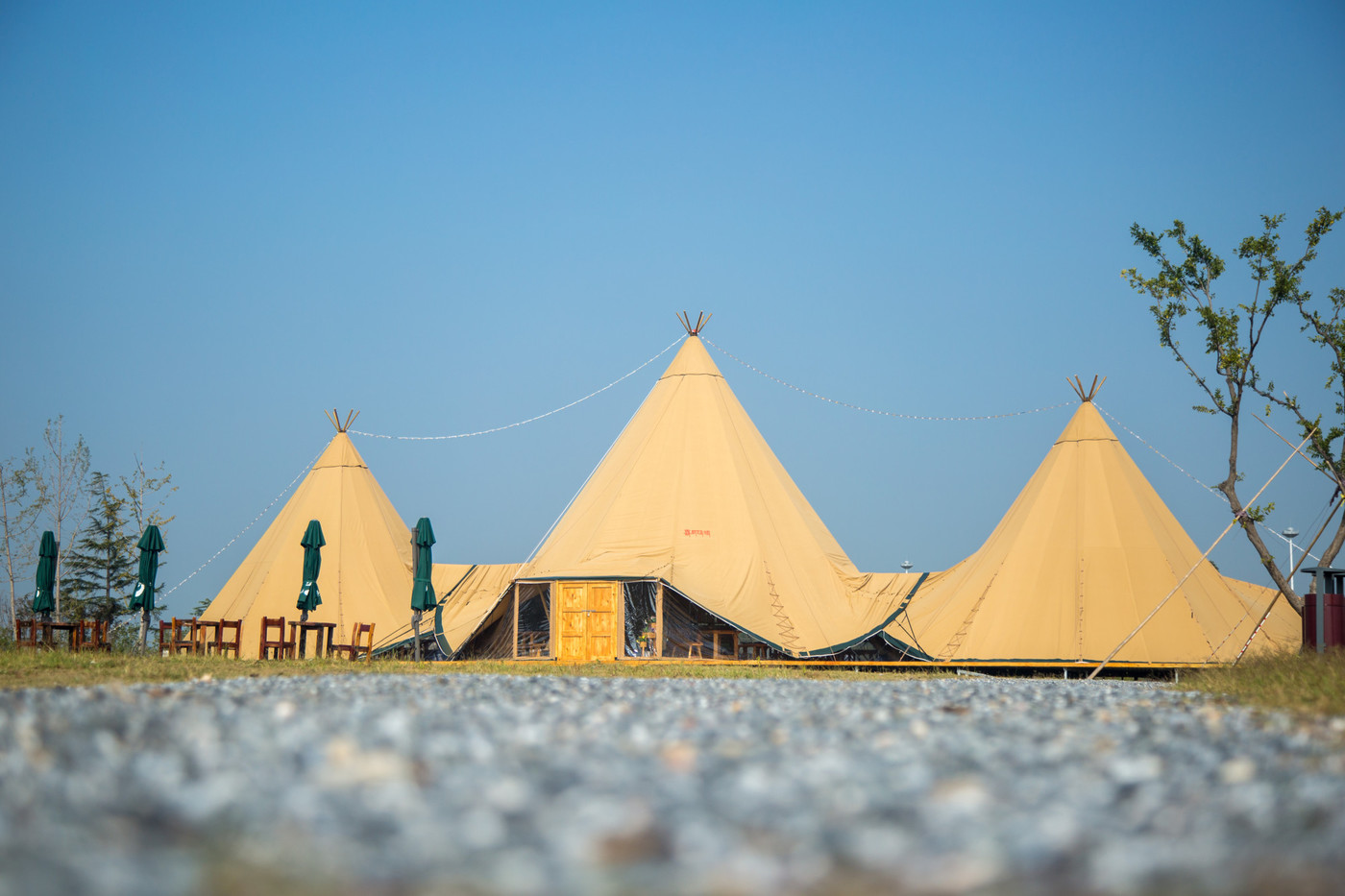 喜马拉雅印第安多功能大厅帐篷酒店5