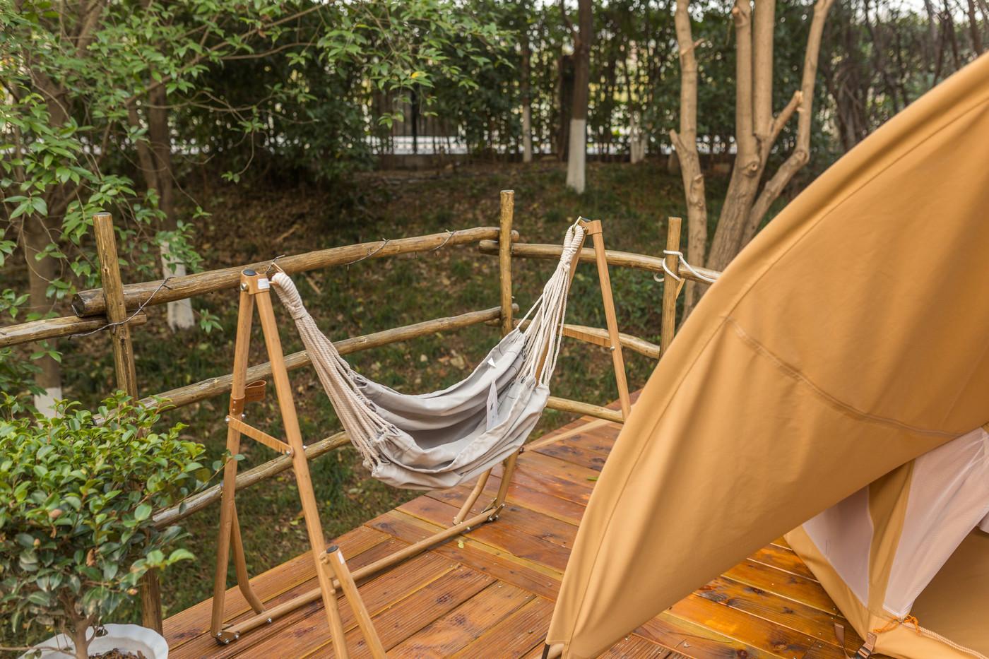 喜马拉雅野奢帐篷酒店—江苏常州天目湖树屋35