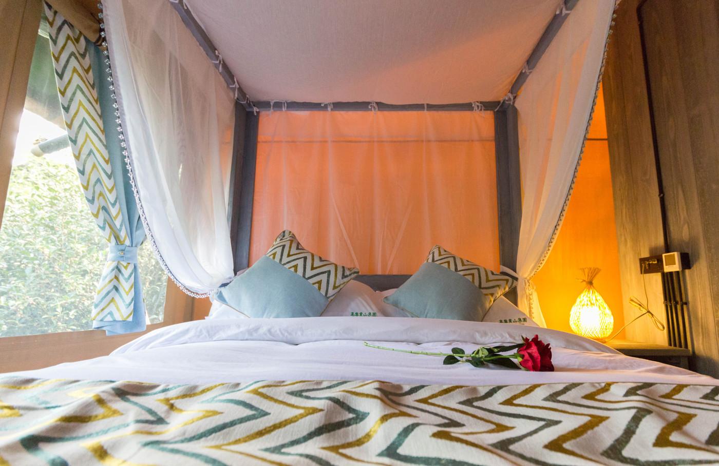 喜马拉雅野奢帐篷酒店—云南腾冲高黎贡山茶博园48