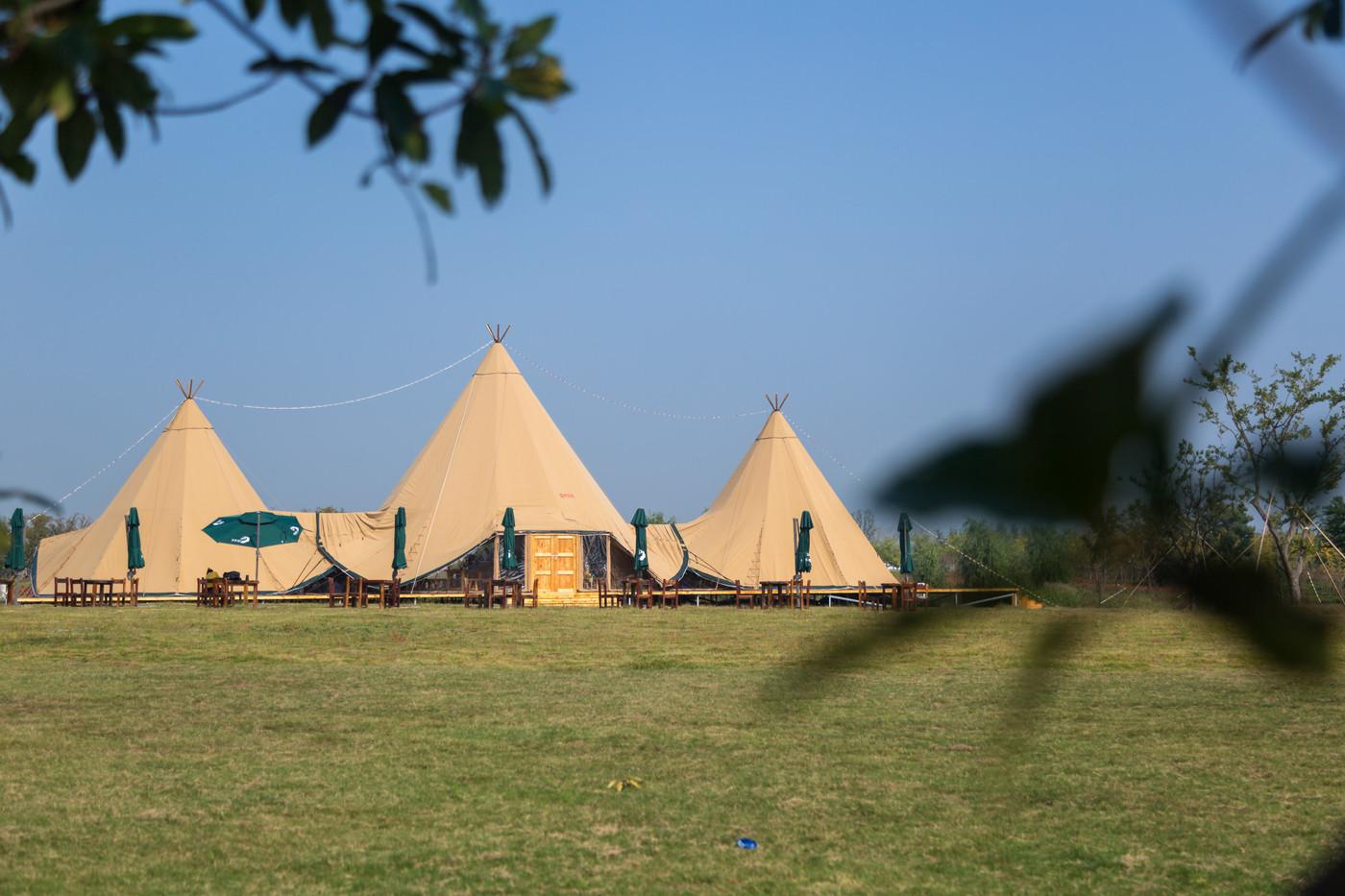 喜马拉雅印第安多功能大厅—淮安白马湖生态旅游度假区7