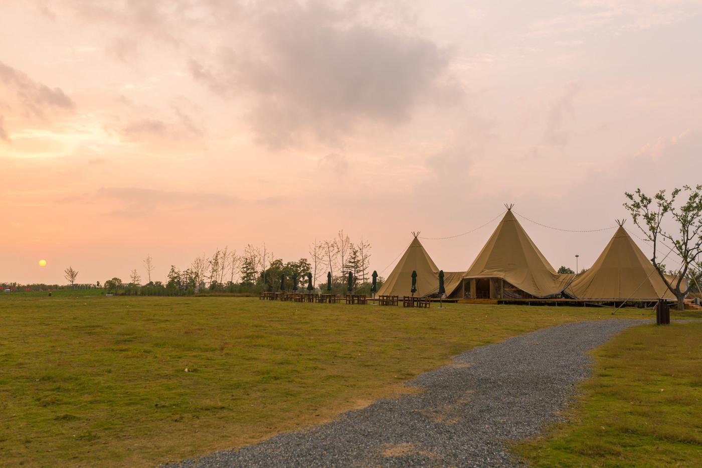 喜马拉雅印第安多功能大厅帐篷酒店15