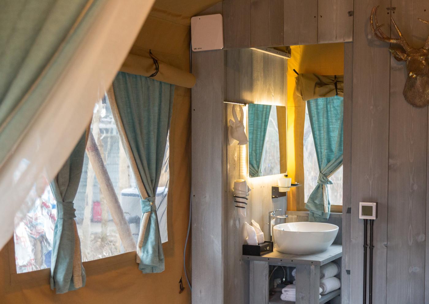 喜马拉雅上海迪士尼邻家营地子母房平地帐篷酒店24