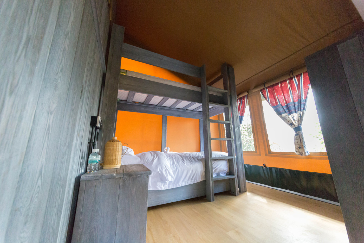喜马拉雅野奢帐篷酒店—云南腾冲高黎贡山茶博园44