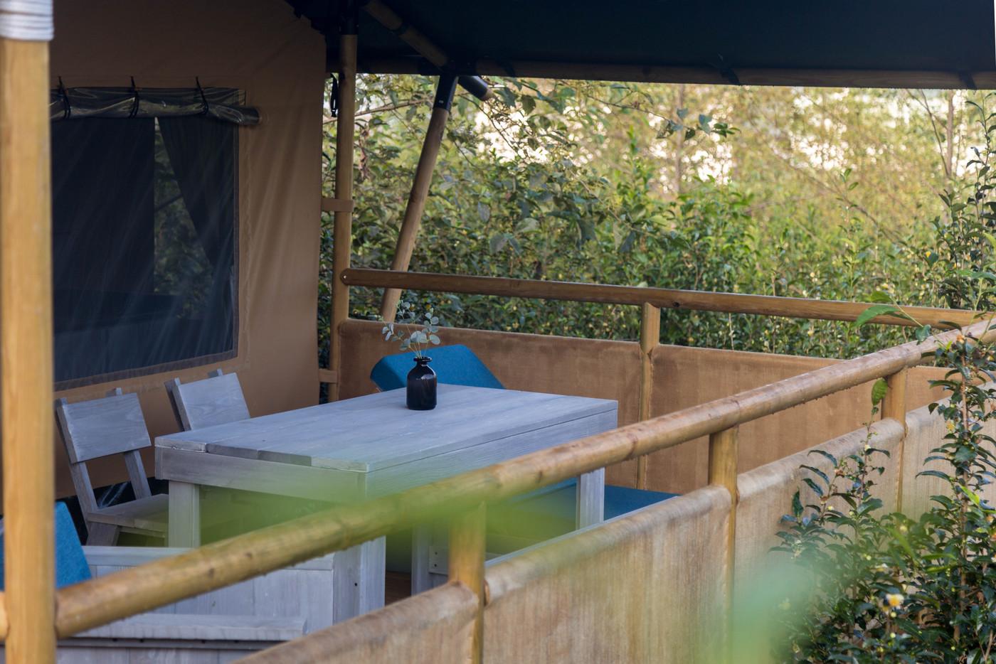 喜马拉雅野奢帐篷酒店—云南腾冲高黎贡山茶博园16