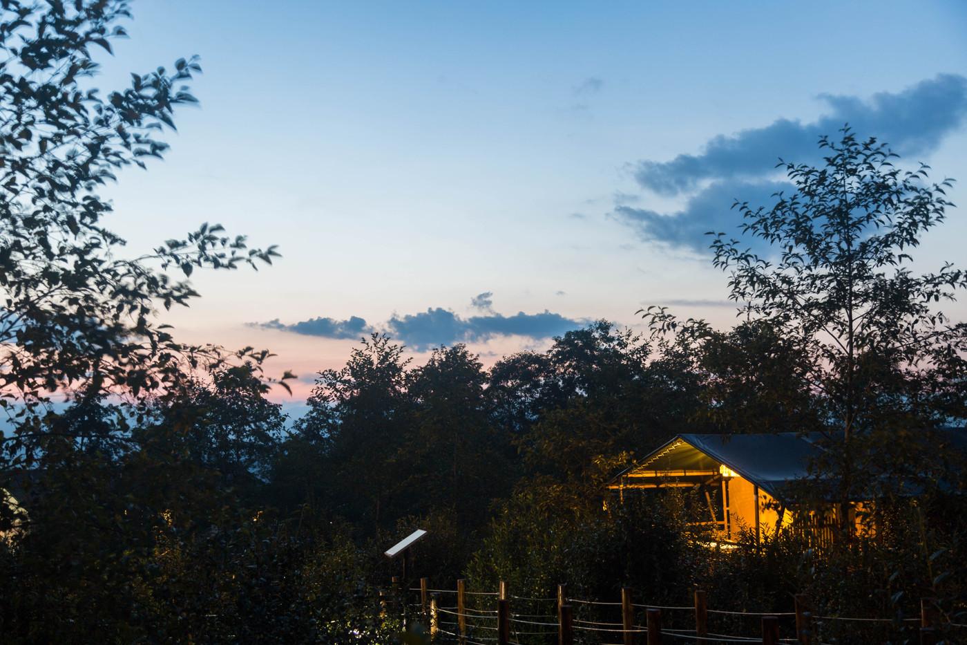 喜马拉雅野奢帐篷酒店—云南腾冲高黎贡山茶博园28