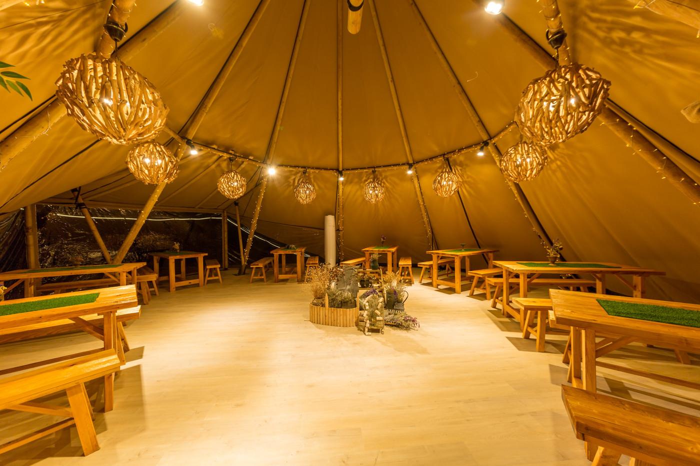 喜马拉雅印第安多功能大厅—淮安白马湖生态旅游度假区37