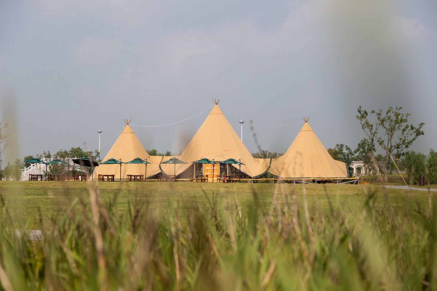 喜马拉雅印第安多功能大厅帐篷酒店10