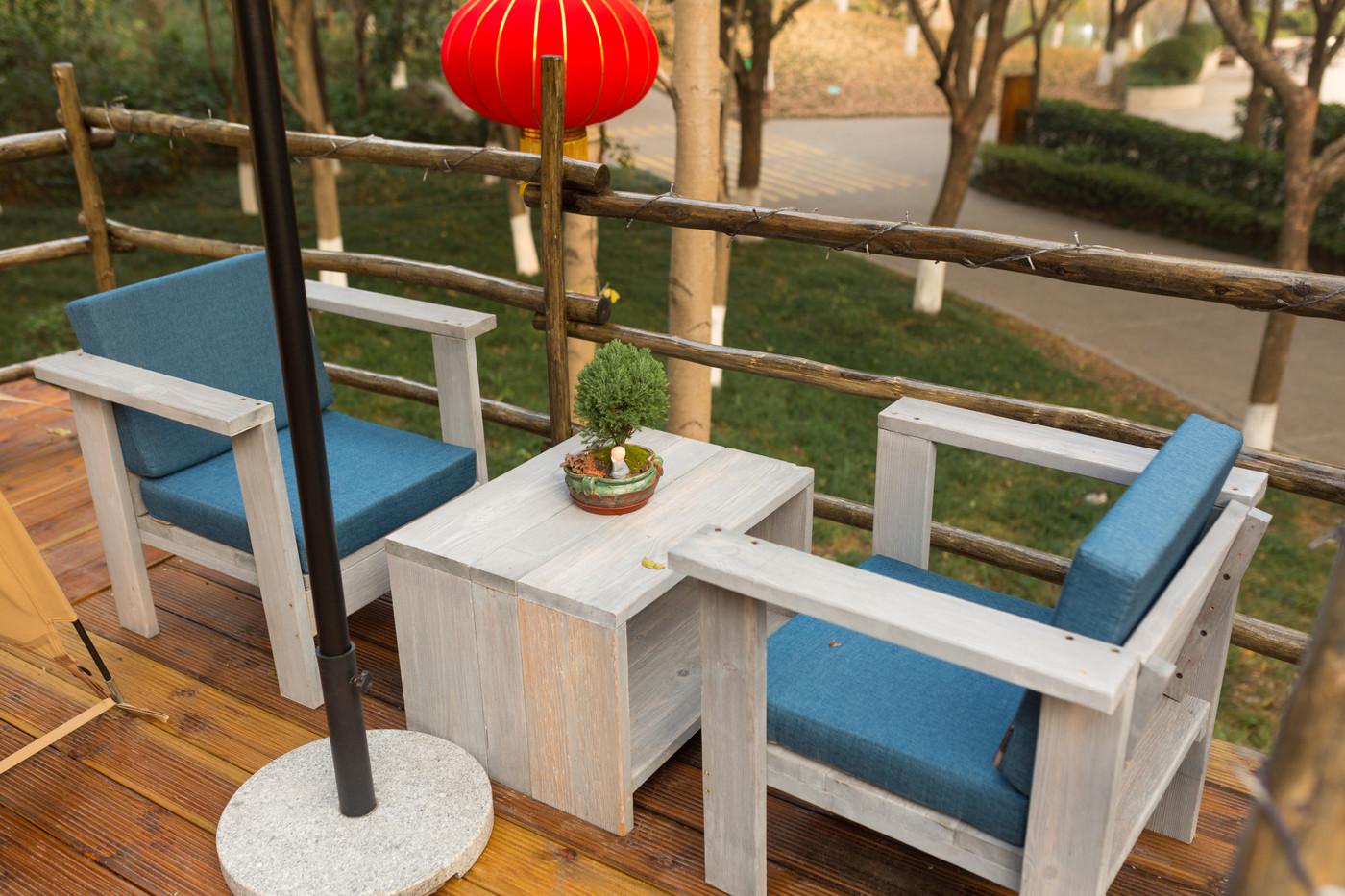 喜马拉雅野奢帐篷酒店—江苏常州天目湖树屋帐篷酒店33