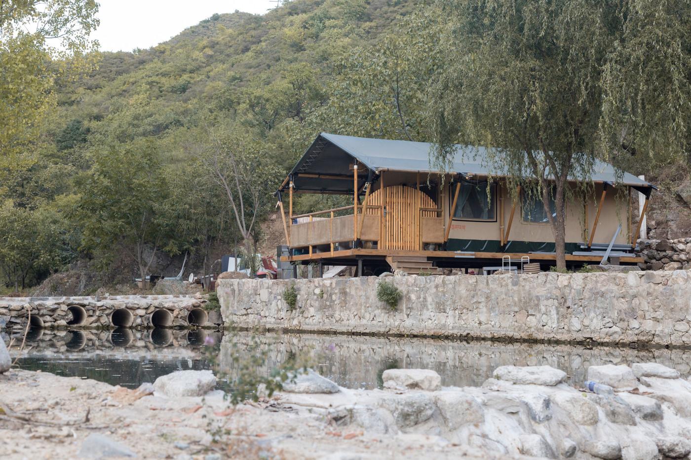 喜马拉雅野奢帐篷酒店一北京石头 剪刀 布一私享院子 54平山谷型  15