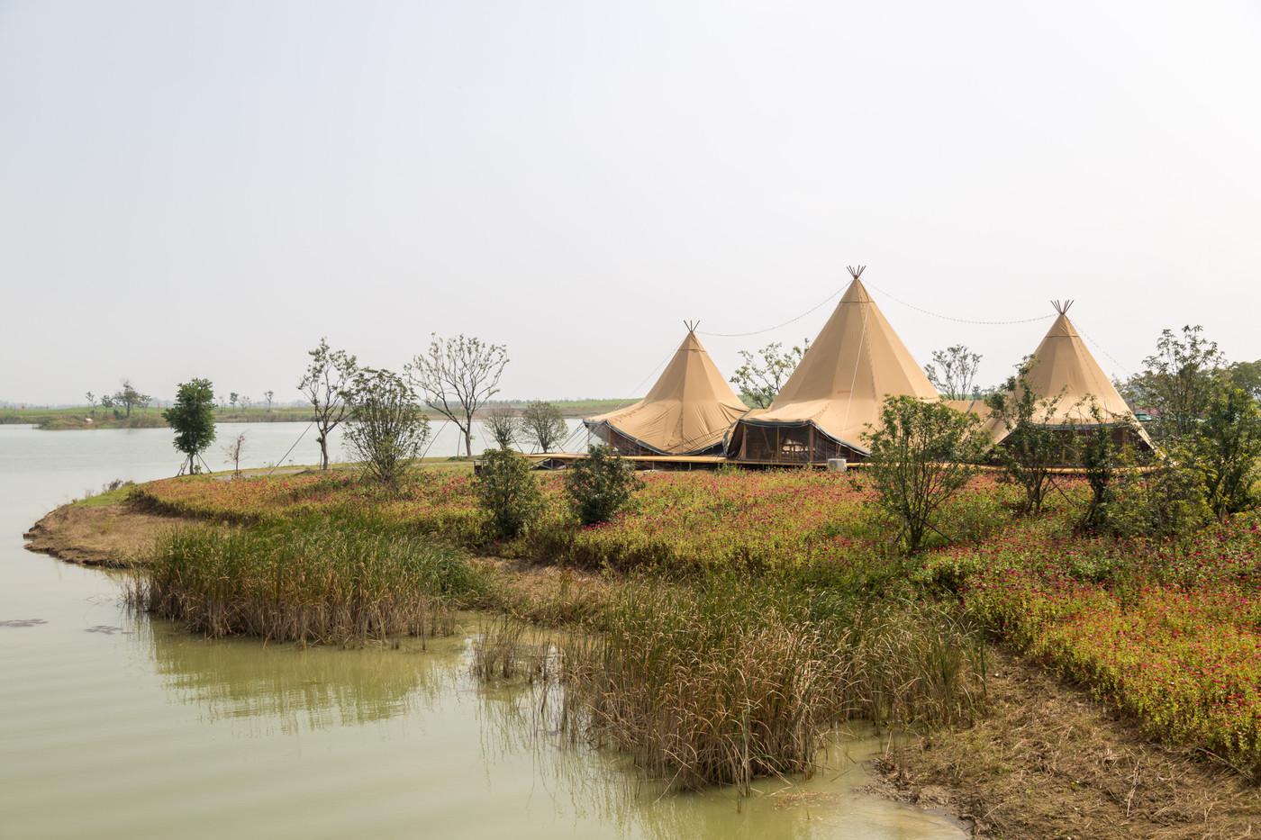 喜马拉雅印第安多功能大厅帐篷酒店14
