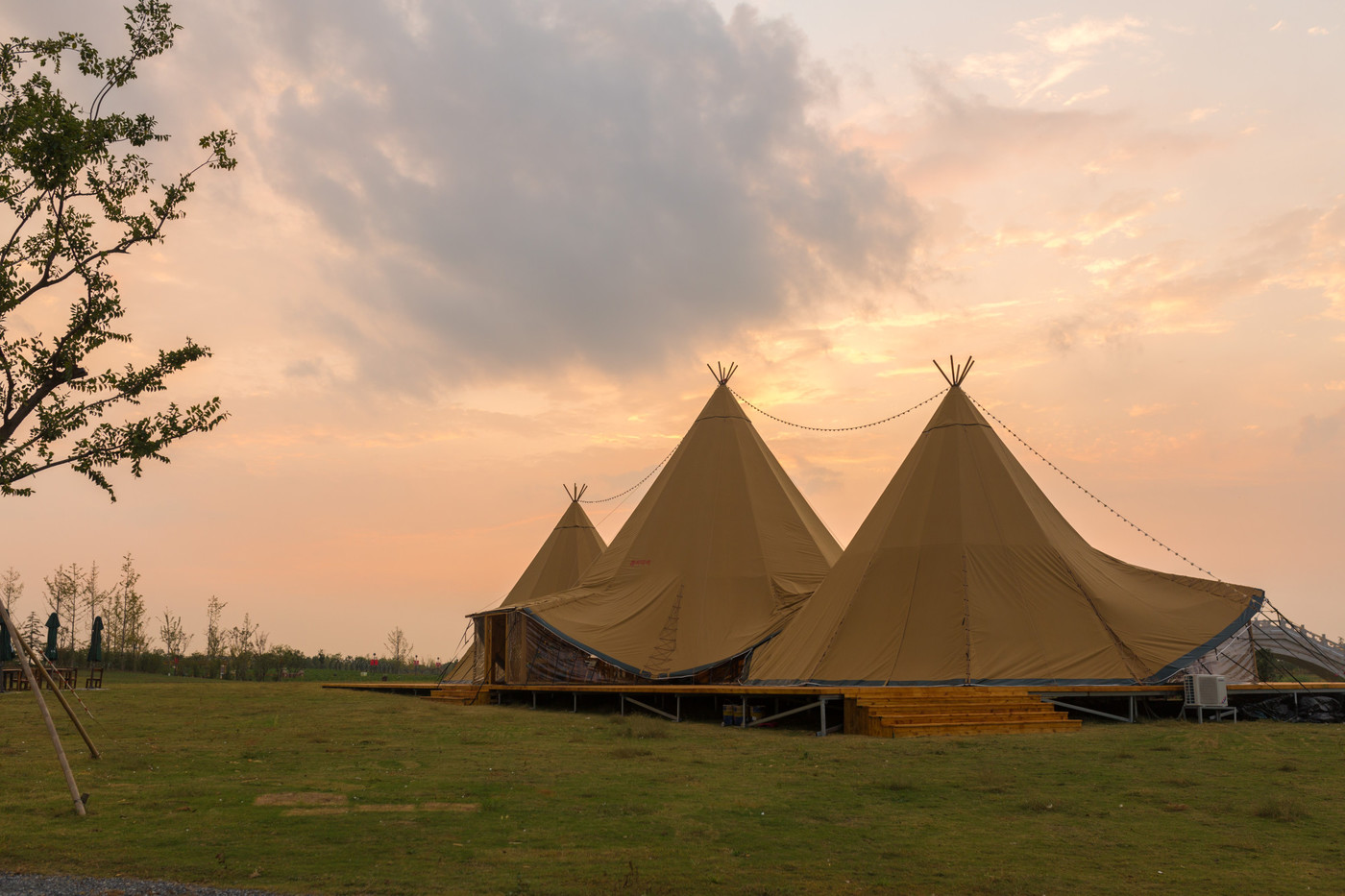 喜马拉雅印第安多功能大厅帐篷酒店16