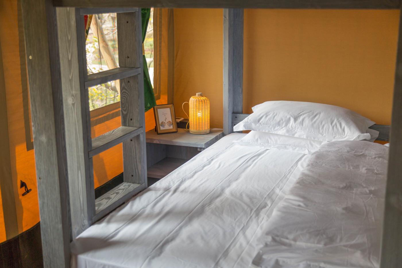 喜马拉雅野奢帐篷酒店—安徽砀山东篱蓬芦梨园帐篷酒店24