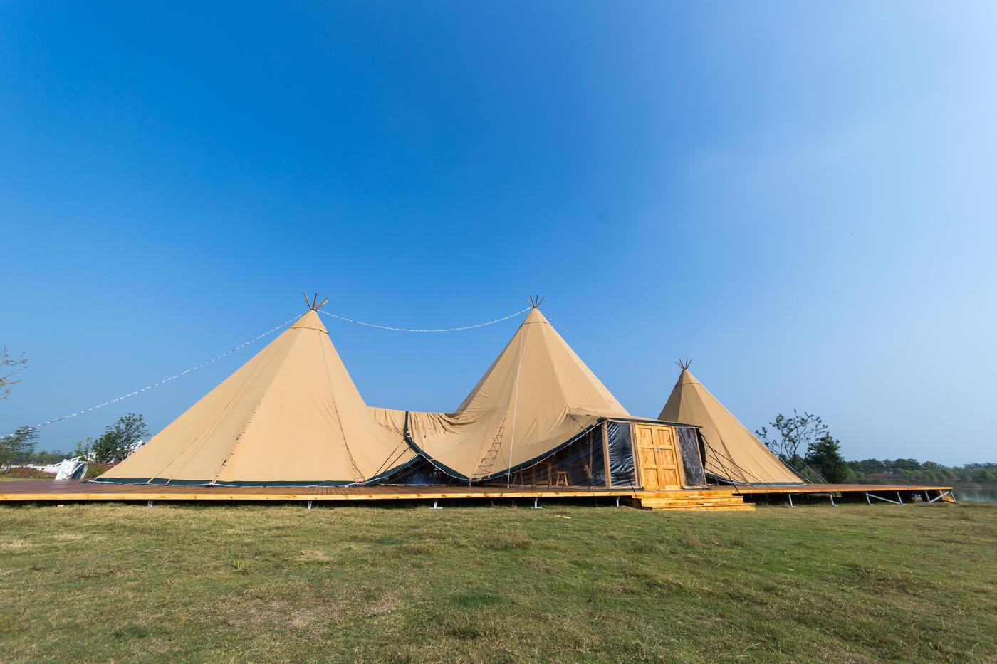 喜马拉雅印第安多功能大厅帐篷酒店1