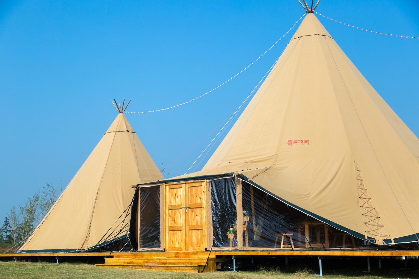 喜马拉雅印第安多功能大厅帐篷酒店4