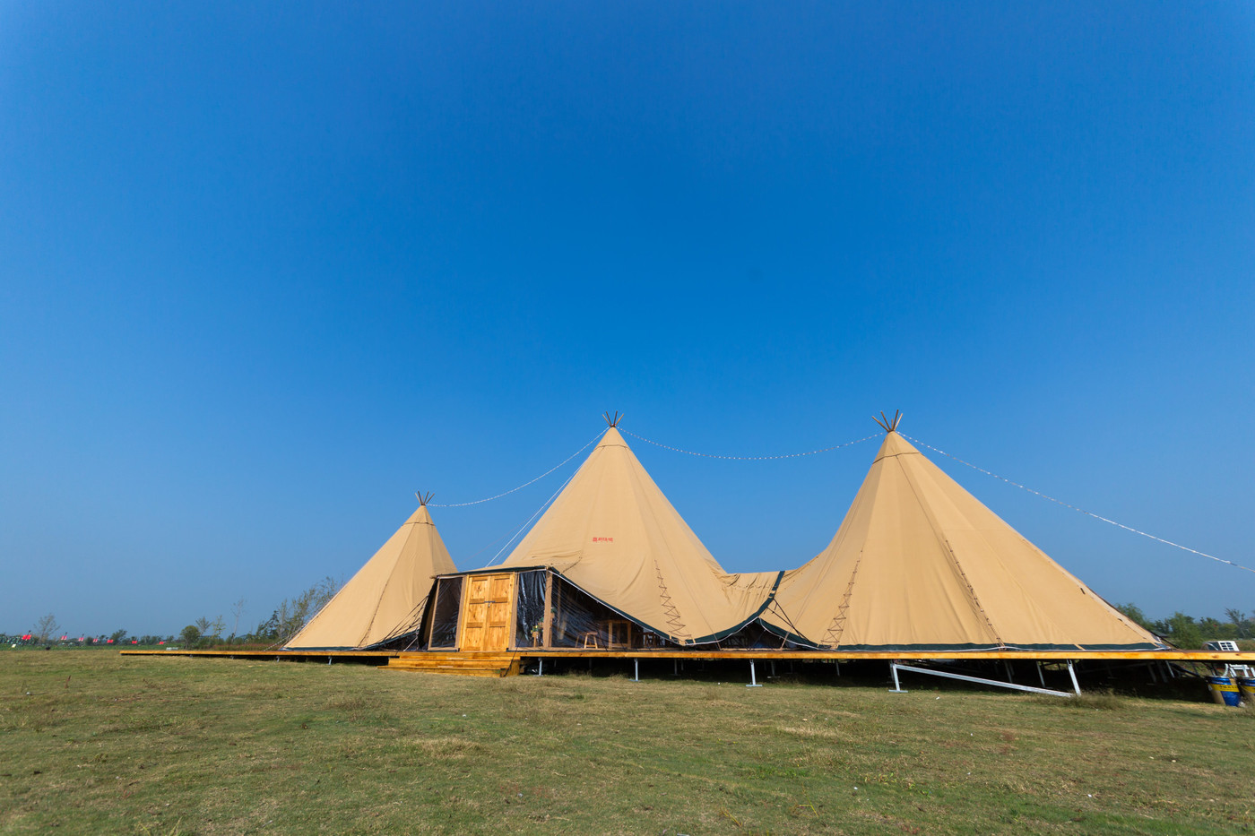 喜马拉雅印第安多功能大厅帐篷酒店3