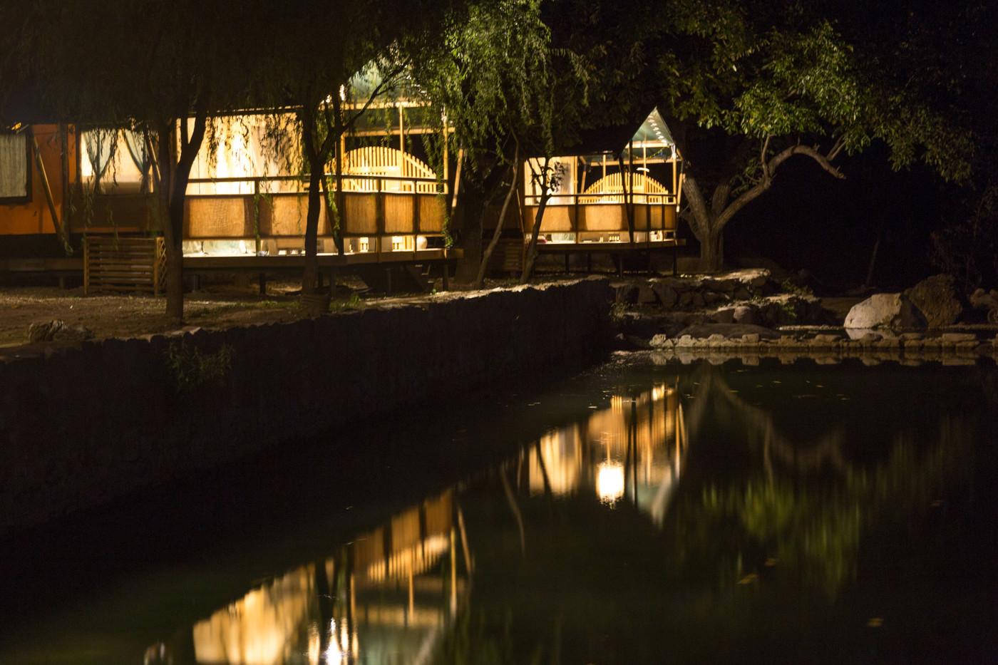 喜马拉雅野奢帐篷酒店一北京石头 剪刀 布一私享院子 54平山谷型  28