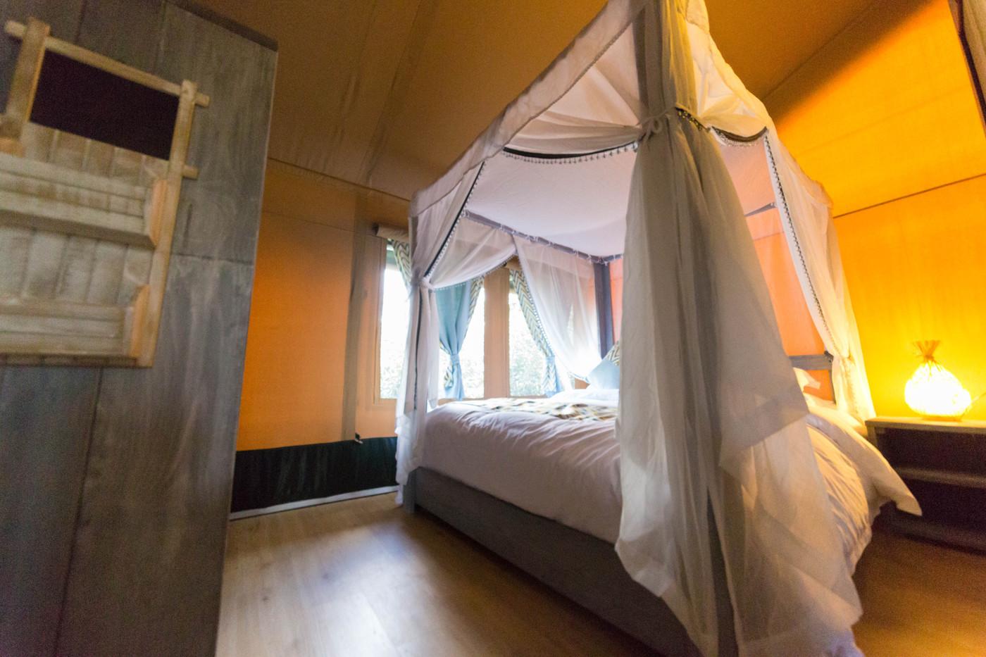 喜马拉雅野奢帐篷酒店—云南腾冲高黎贡山茶博园46