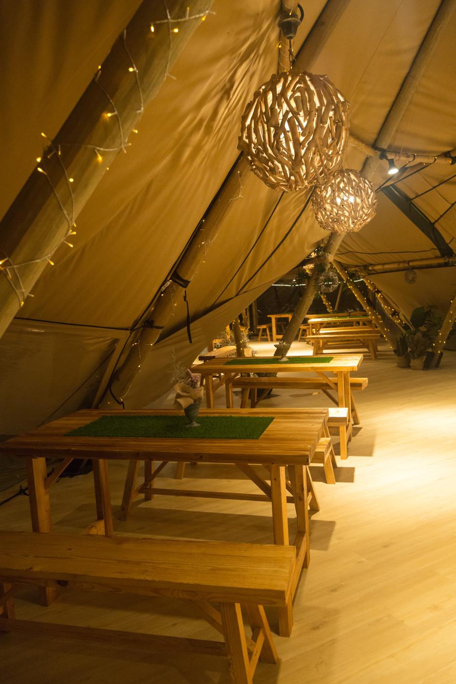喜马拉雅印第安多功能大厅帐篷酒店44