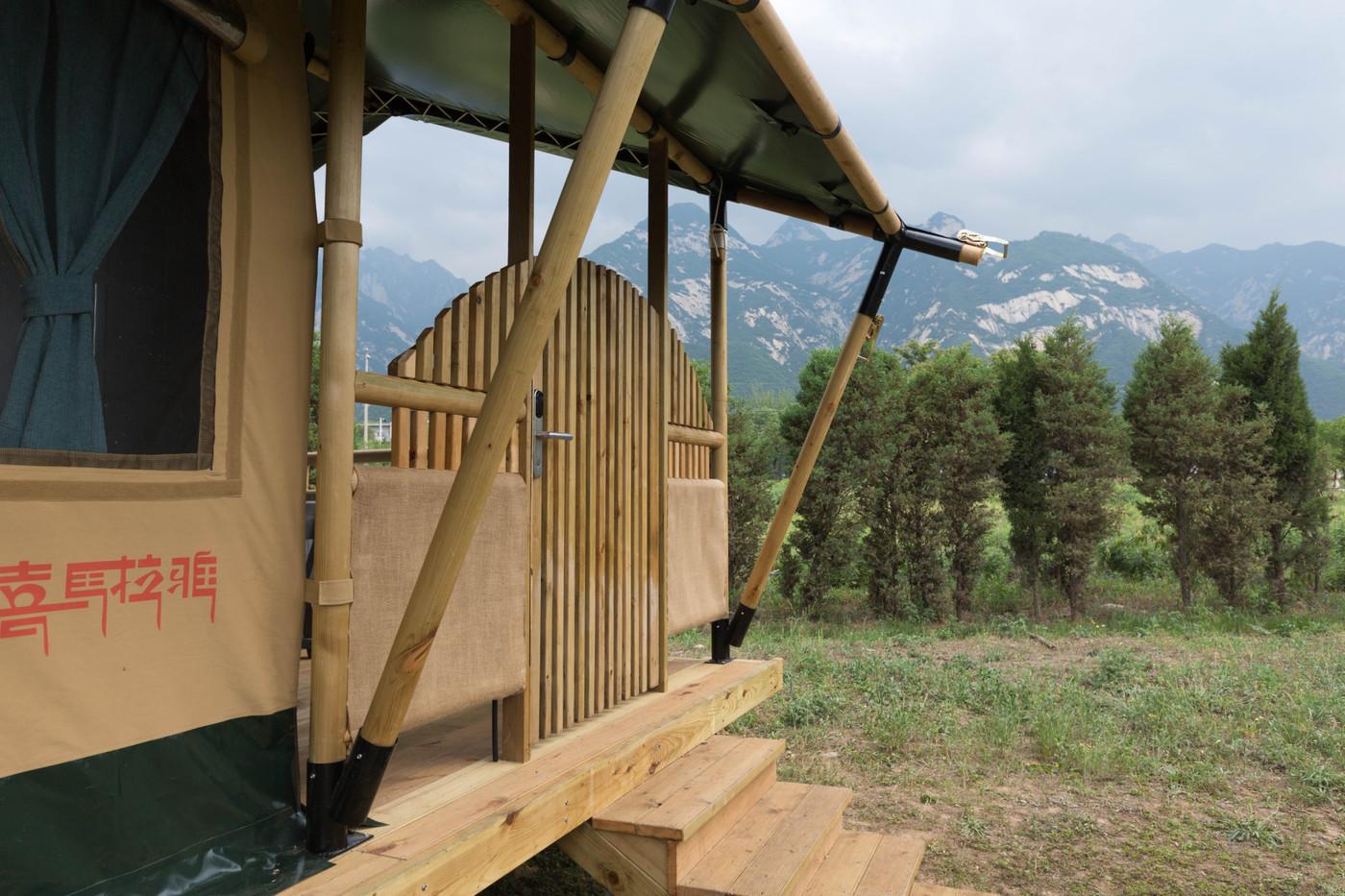 喜马拉雅野奢帐篷酒店—华山自驾游露营地(78平)9