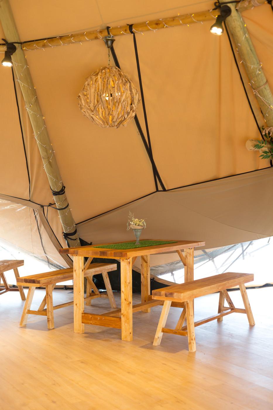 喜马拉雅印第安多功能大厅帐篷酒店31
