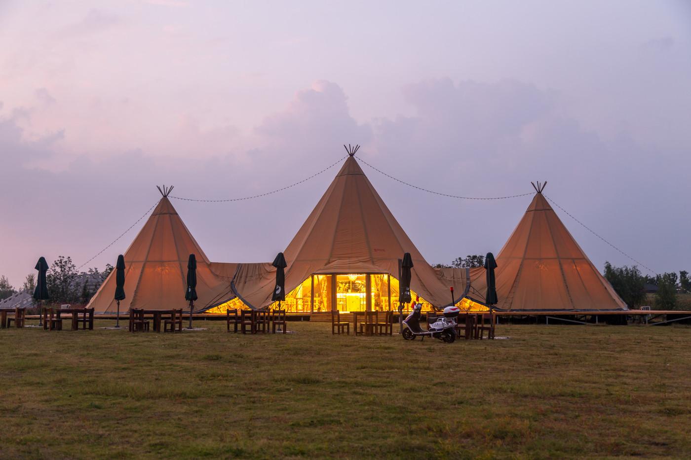 喜马拉雅印第安多功能大厅帐篷酒店17