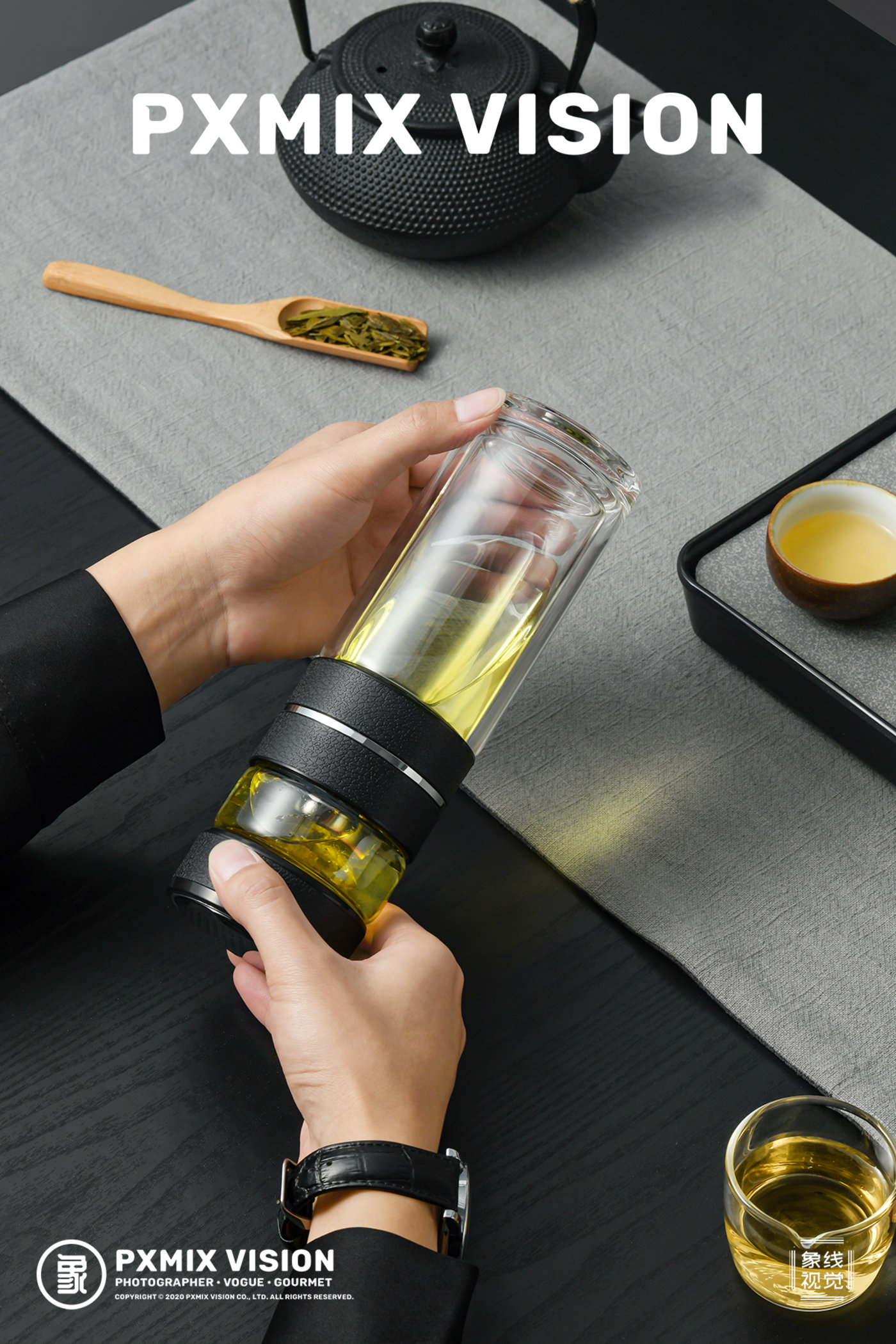 金榜 商务玻璃杯3