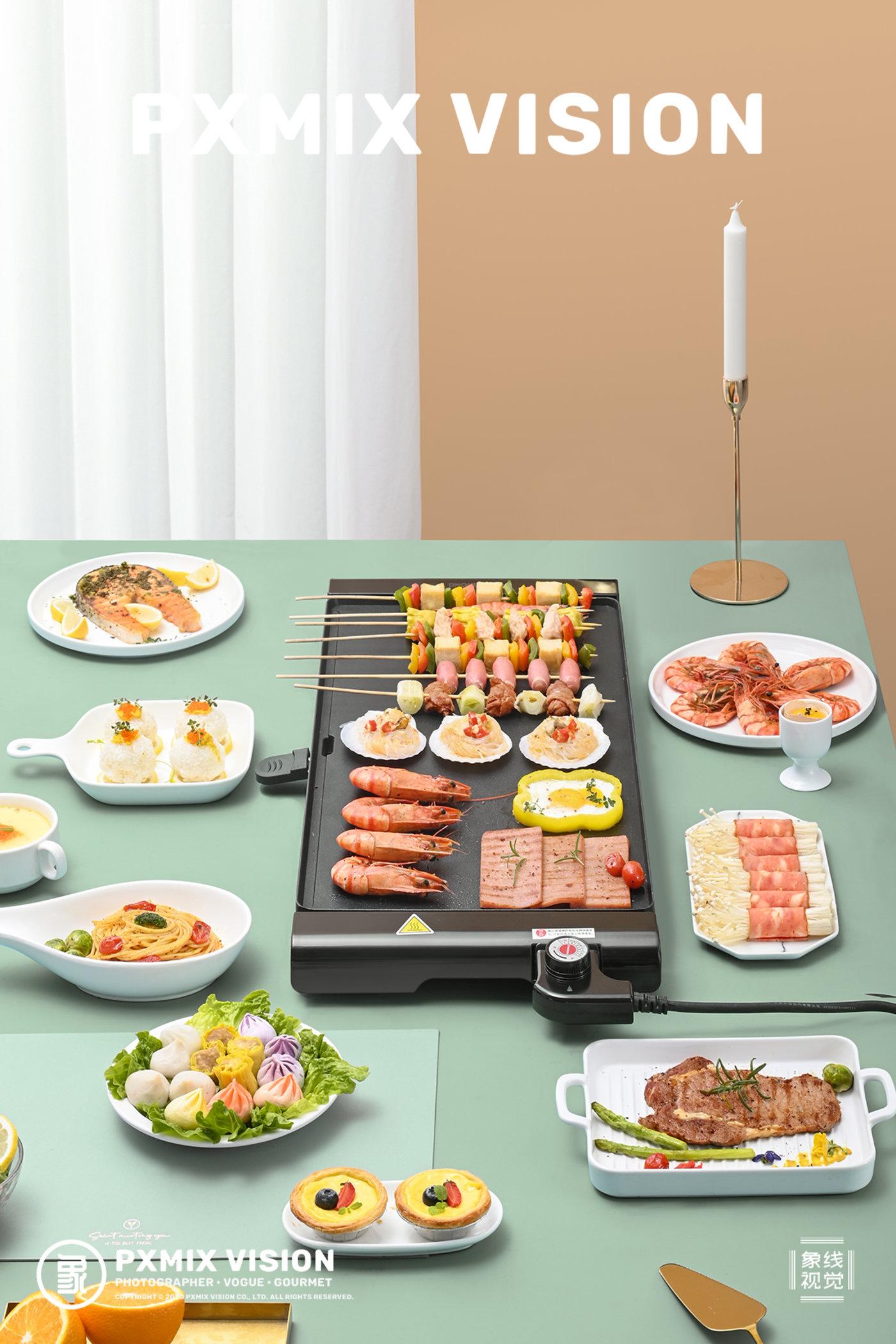 长虹 电烤盘7
