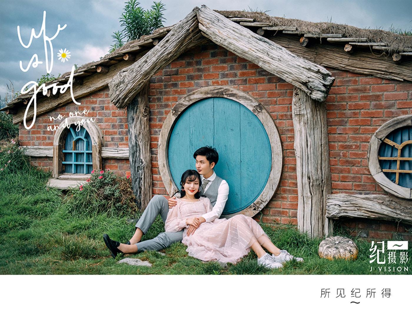 < 客片#大理丨Mr.H&Mrs.D>1