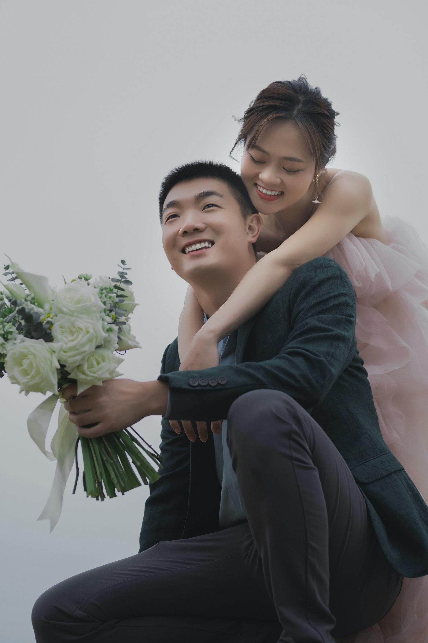 <客片丨Mr.东&Mrs.思 >5