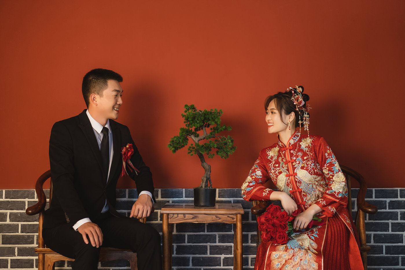 <客片丨Mr.东&Mrs.思 >36