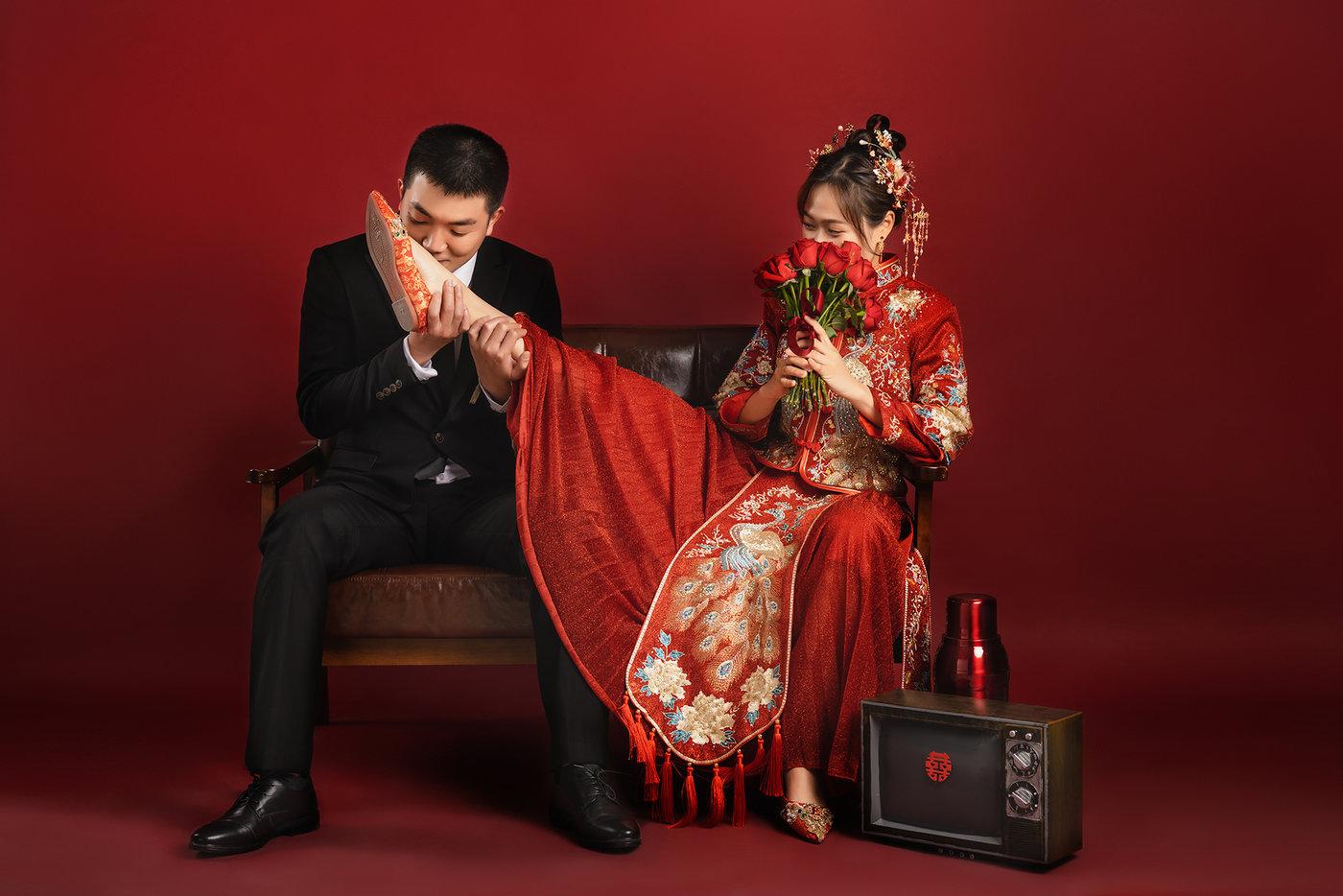 <客片丨Mr.东&Mrs.思 >33