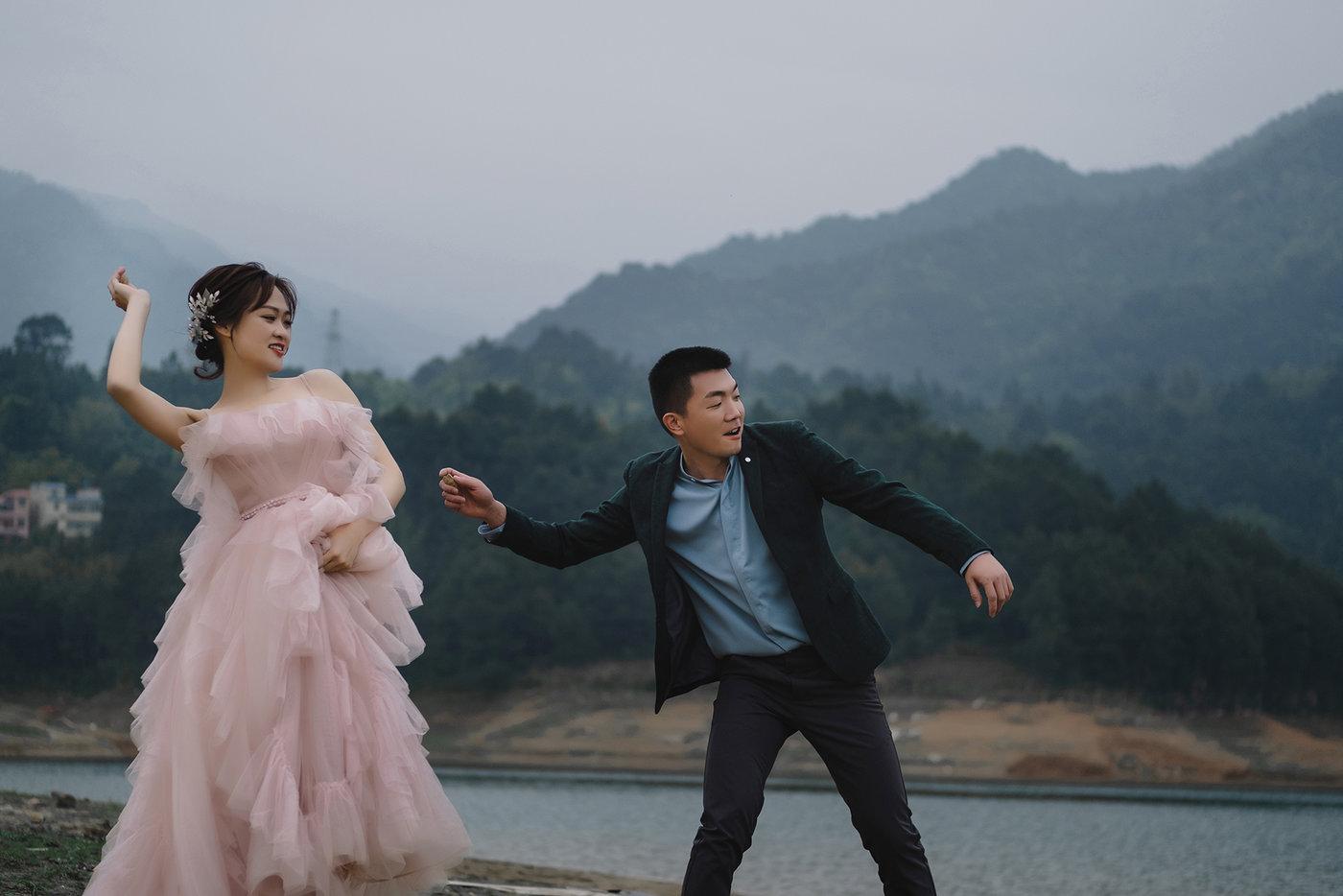 <客片丨Mr.东&Mrs.思 >1