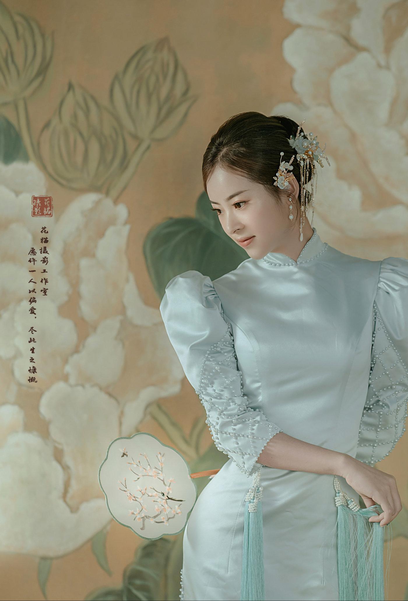 小家碧玉温婉情韵,一见倾心中式美学15