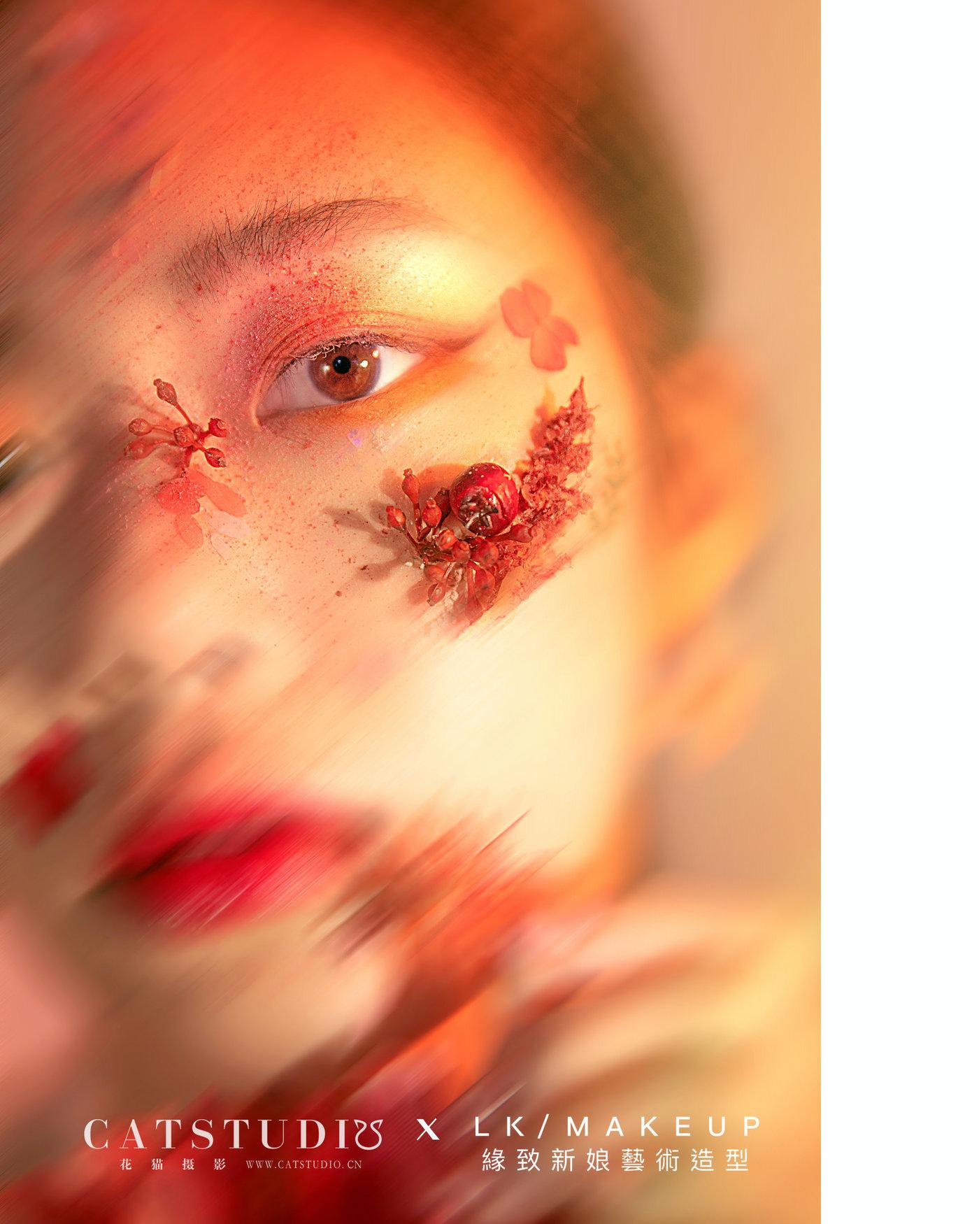 美妆创作-繁花0