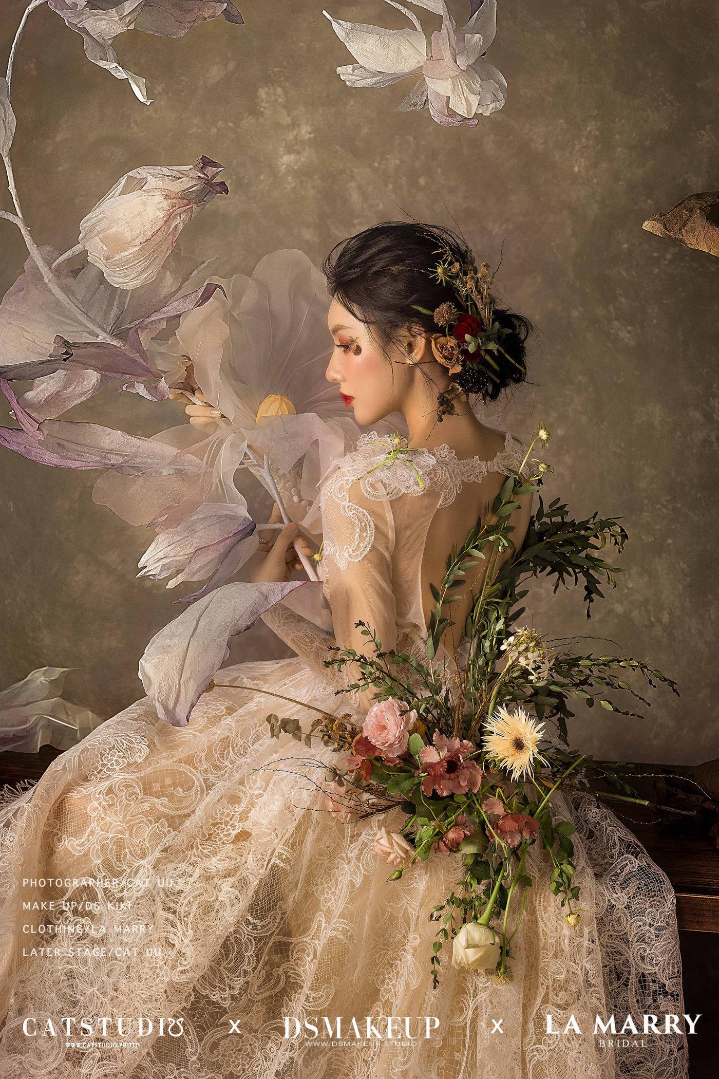 温柔藏在油画里2
