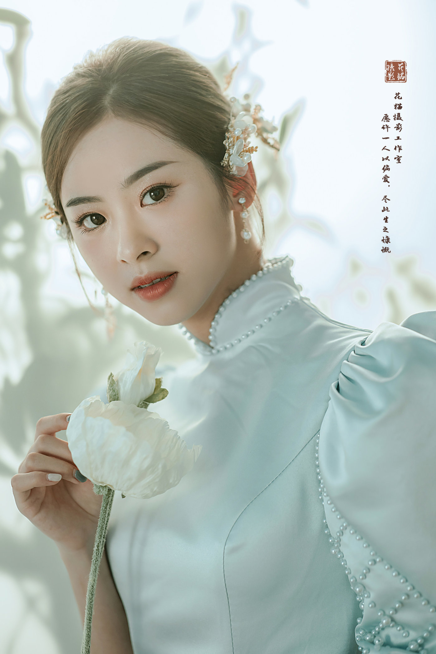 小家碧玉温婉情韵,一见倾心中式美学14