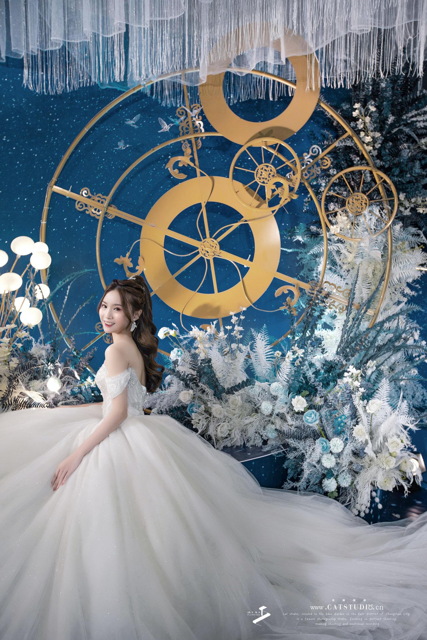 星空主题婚礼2