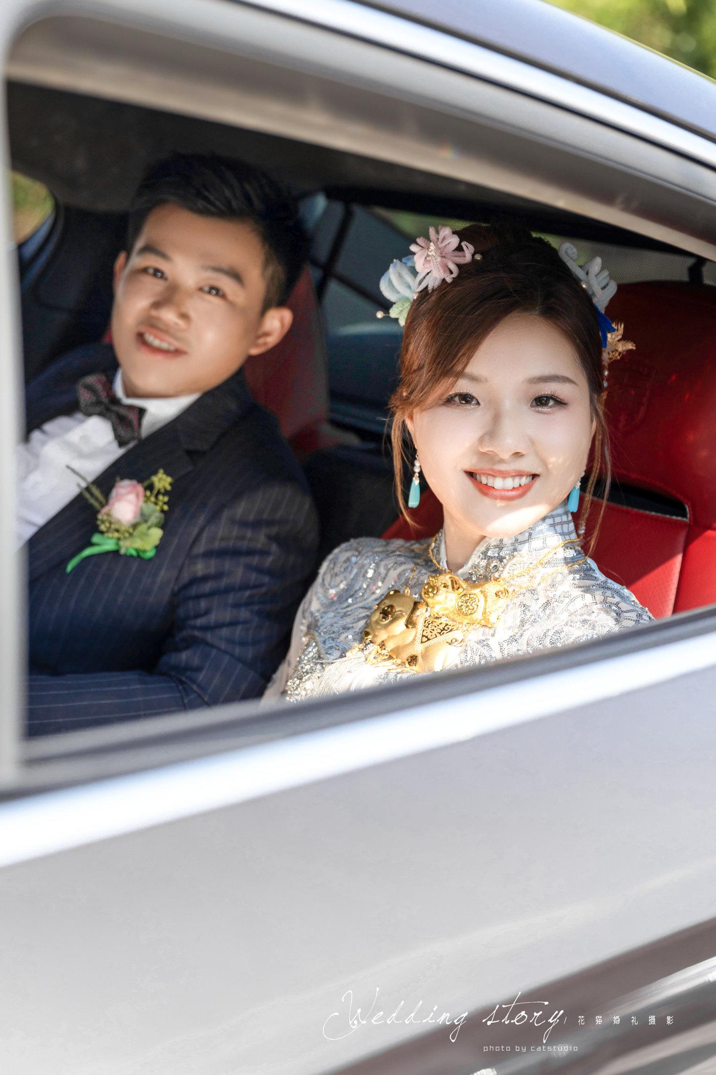 热闹婚礼跟拍出嫁25