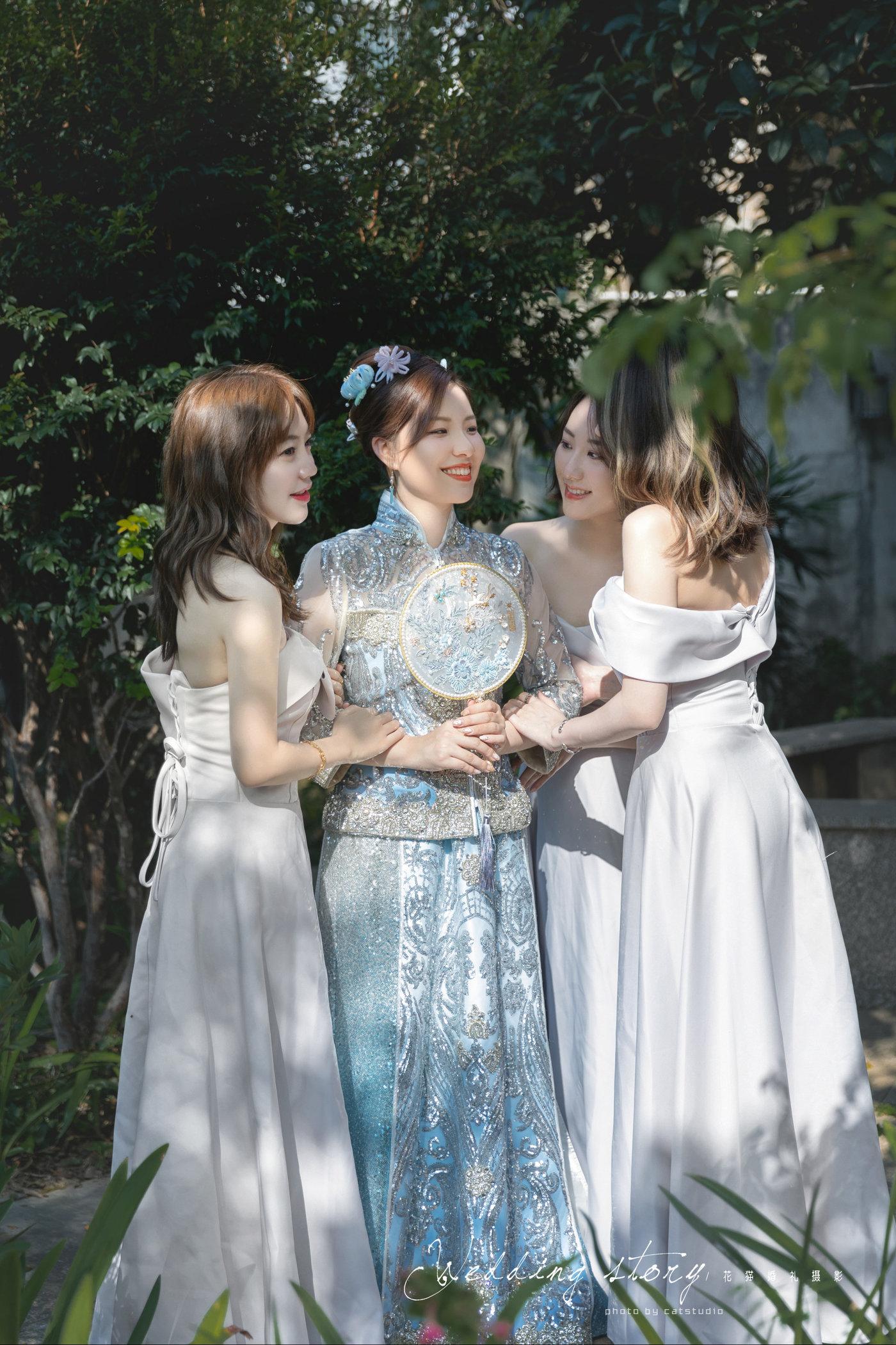 热闹婚礼跟拍出嫁8