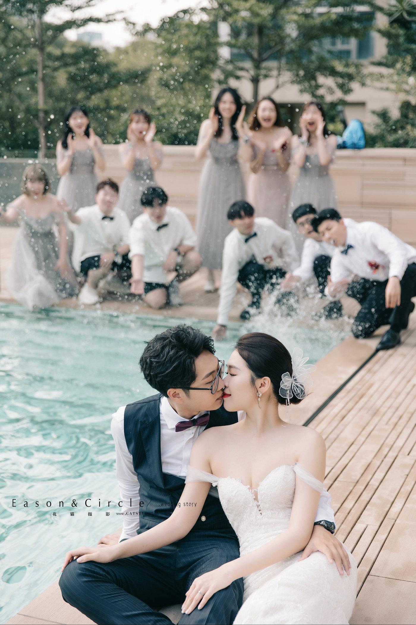 2021-06-05婚礼泳池外景拍摄5