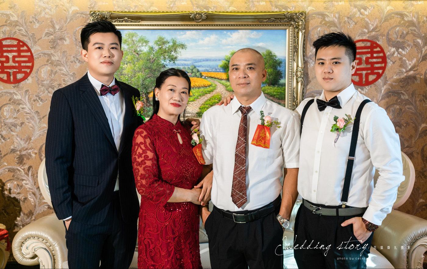 热闹婚礼跟拍出嫁29