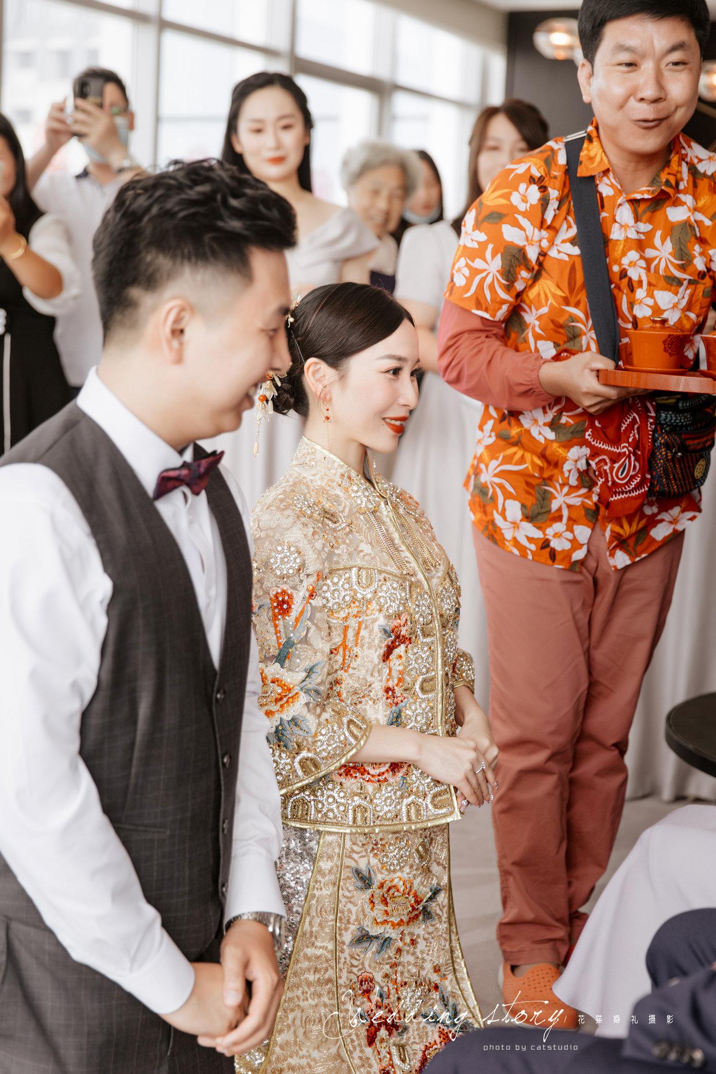 艾美酒店婚礼跟拍26