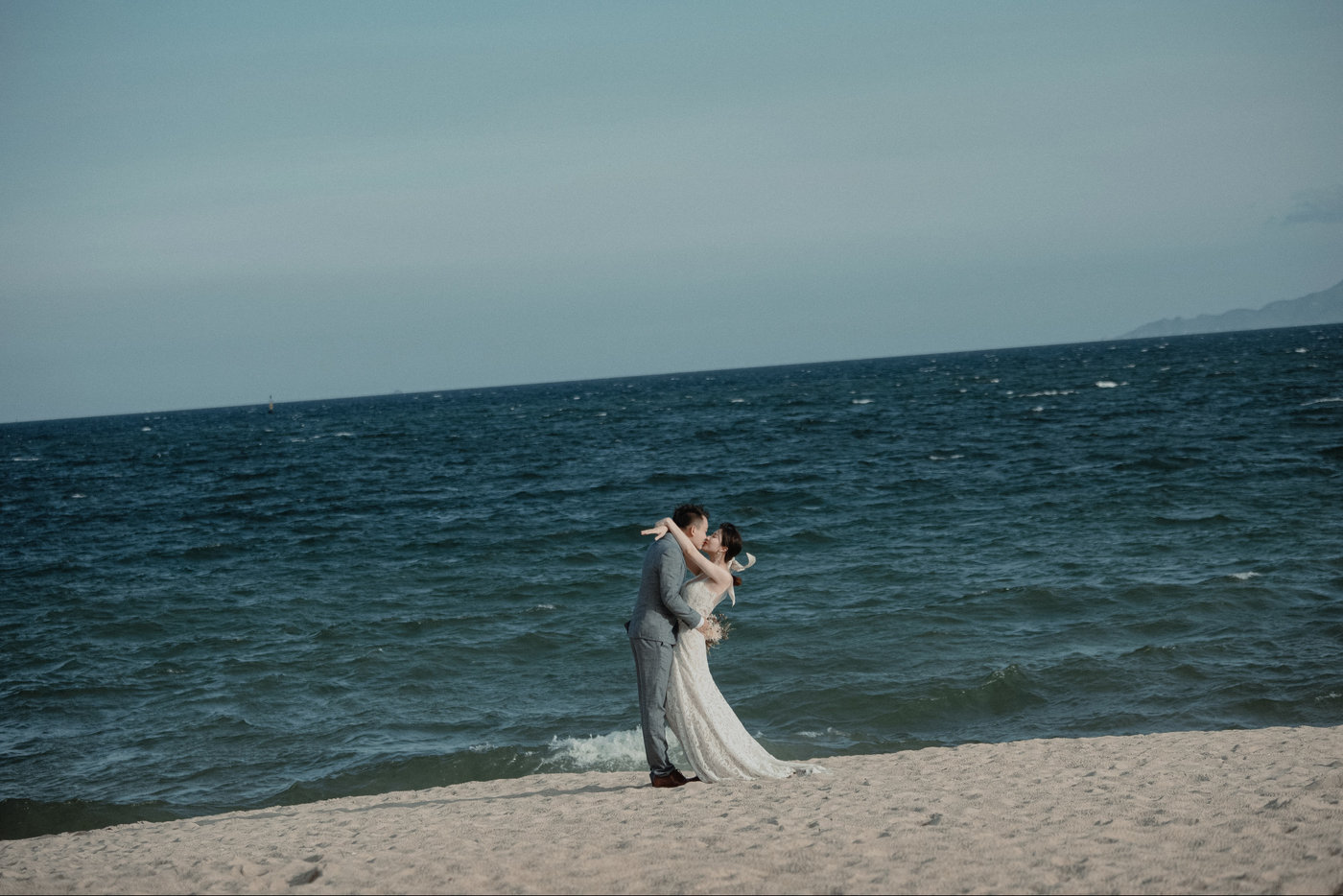 温软的海风拂过心弦——深圳玫瑰海岸8