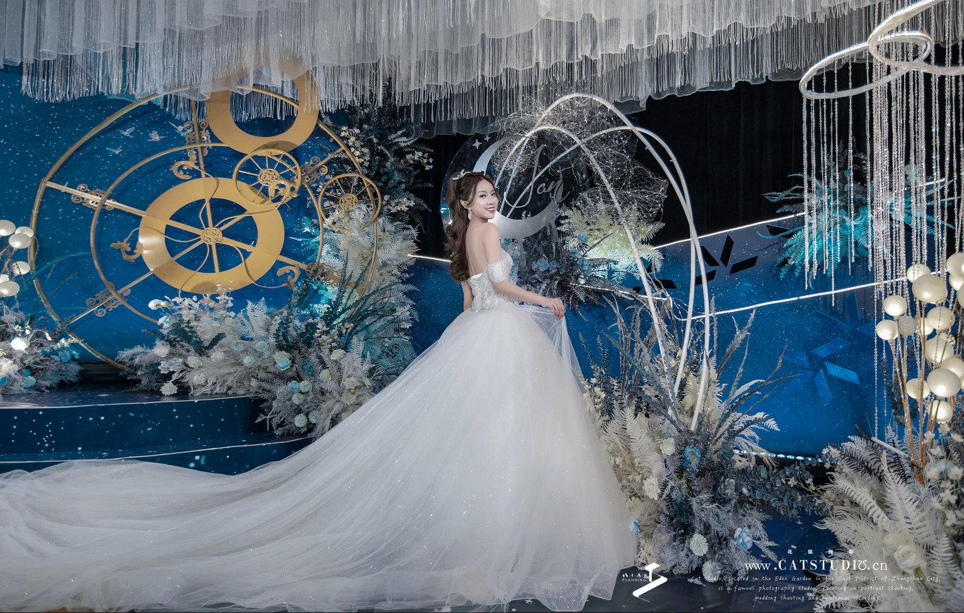 星空主题婚礼3