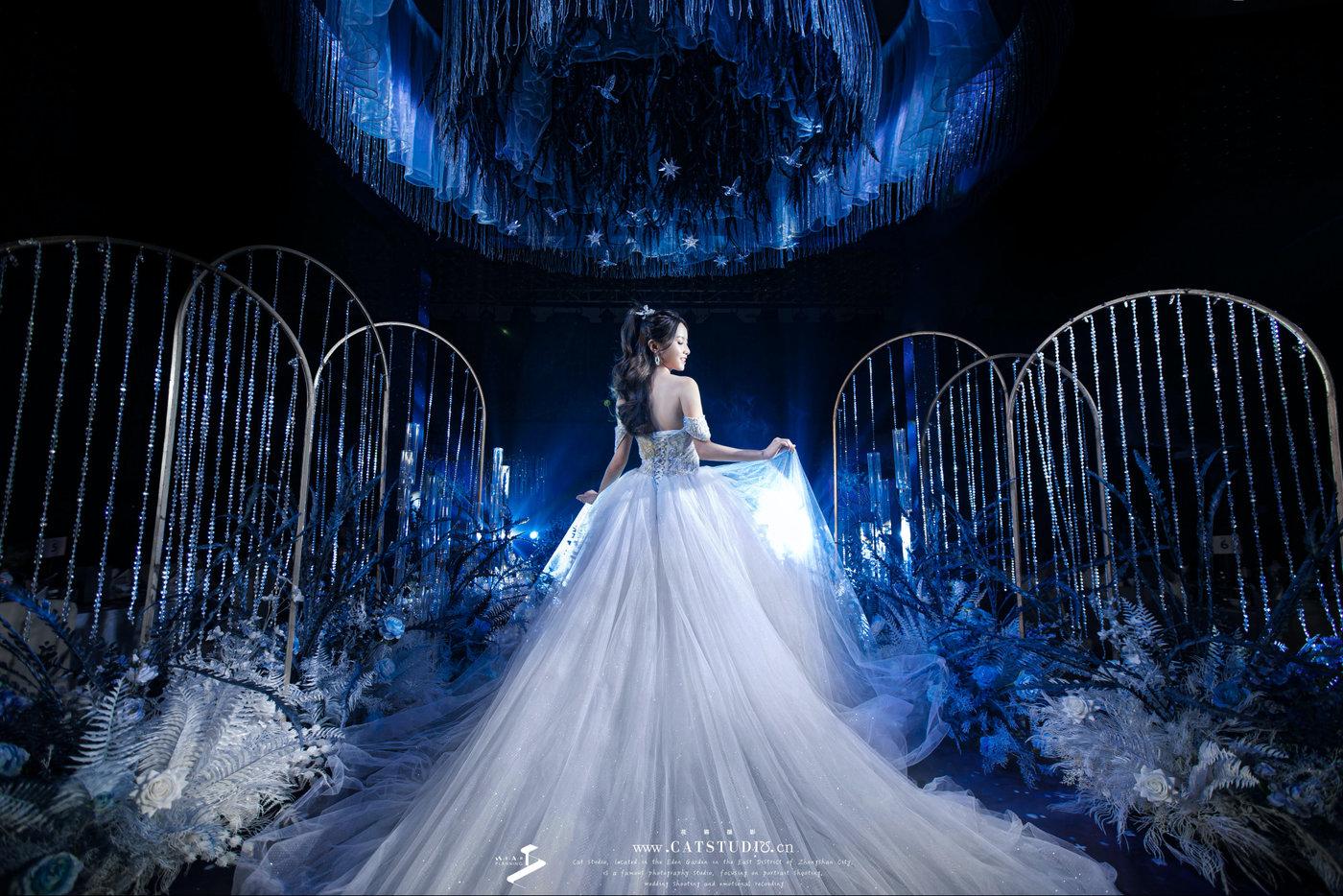 星空主题婚礼7